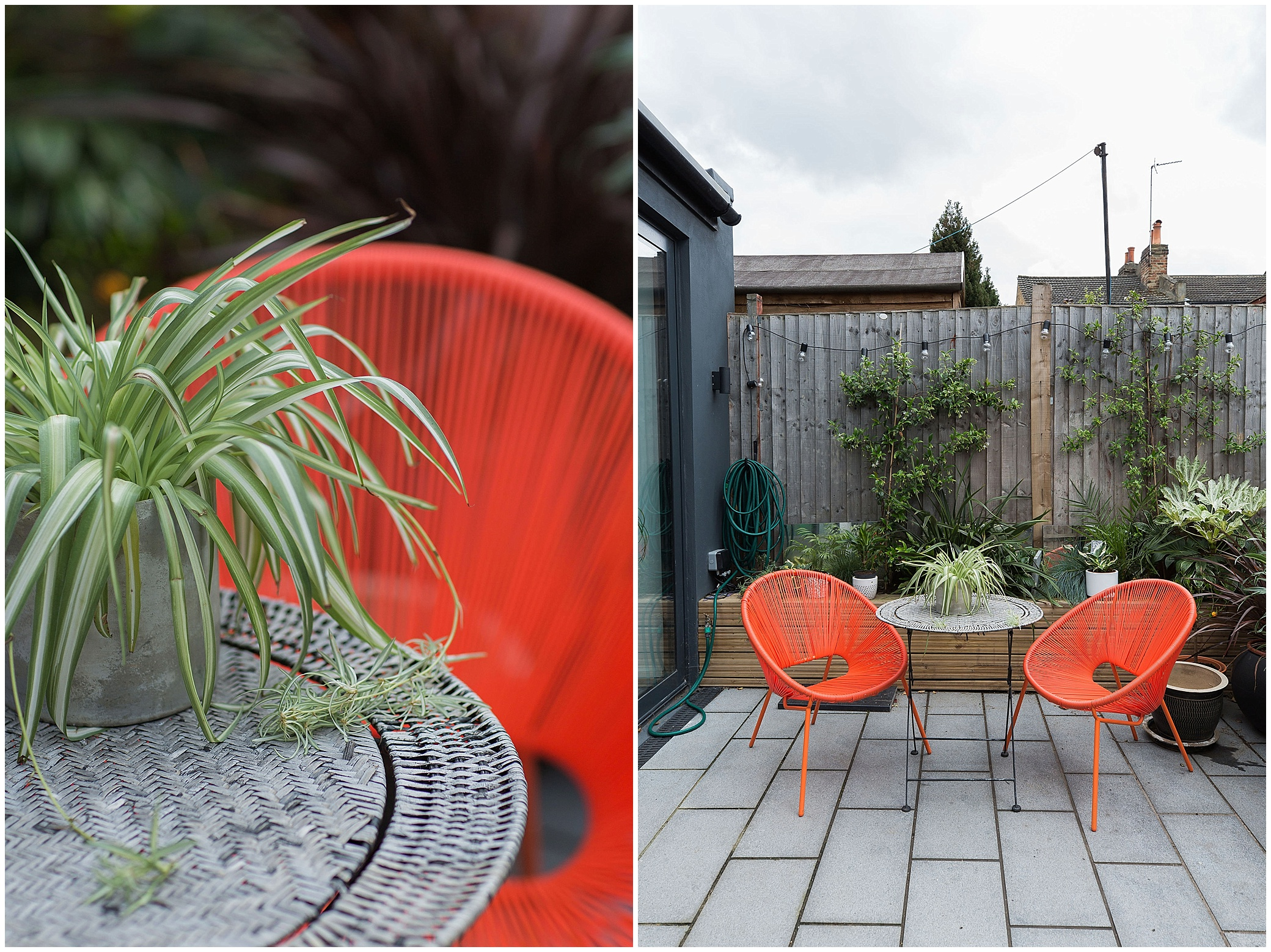 Contemporary Urban garden London